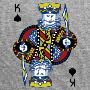 King of Spades Poker Hold'em - Jersey-Beanie