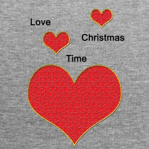 Love_Christmas - Bonnet en jersey
