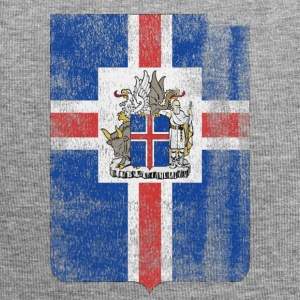 Icelanders Coat of Arms Iceland Symbol - Jersey Beanie