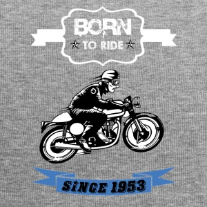 Born to ride - Jersey-Beanie