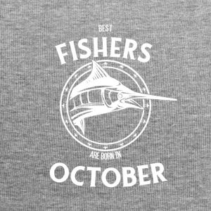 Present for fishers born in October - Jersey Beanie