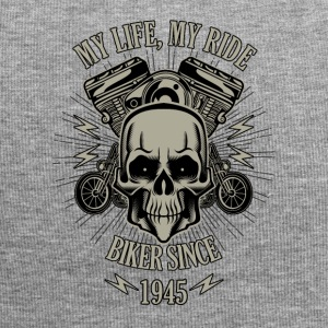 Gift for Biker - Year 1945 - Jersey Beanie