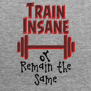 Train Insane - Jersey Beanie