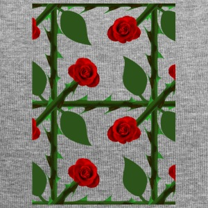 Modello Red Rose - Beanie in jersey