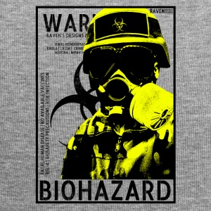 Biohazard bsl4 gas Yellow - Jersey Beanie