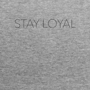 Stay Loyal - Jersey Beanie