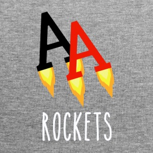 Poker Rockets - Beanie in jersey