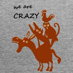 The crazy Bremen city musicians - Jersey Beanie