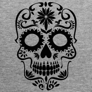 Mexican skull - Jersey Beanie