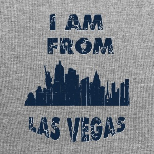 Las vegas I am from - Jersey Beanie