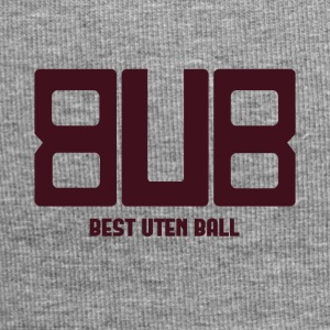 BEST WITHOUT BALL BURGUNDY - Jersey Beanie