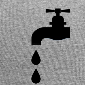 Dripping faucet for real plumber - Jersey Beanie