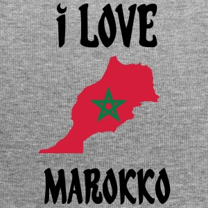 COLLECTION MAROC - Bonnet en jersey