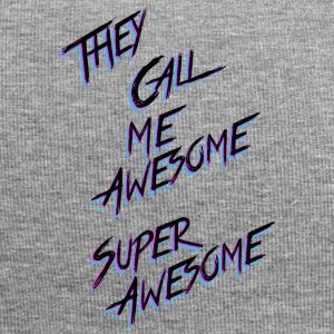 They call me Awesome - Jersey Beanie