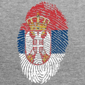 SERBIA 4 EVER COLLECTION - Beanie in jersey