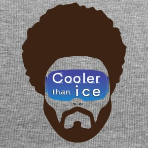 Men's Cooler Than Ice - Jersey Beanie