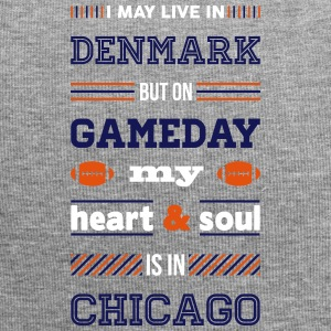 I may live in Denmark... (Chicago edition) - Jersey-Beanie