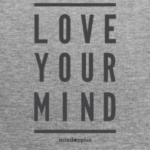"Mindapples ""Love your mind"" merchandise - Jerseymössa"