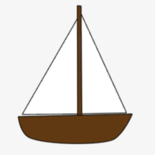 Boat Sticker - Jersey Beanie