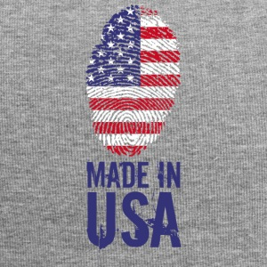 Made in USA / Made in USA Amerika - Jersey-Beanie