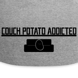Couch-Potato Addicted - Beanie in jersey