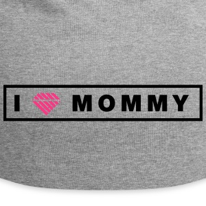 I Love Mommy - Jersey-Beanie