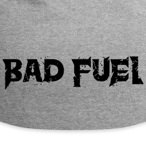 Bad Fuel logo - Jersey Beanie