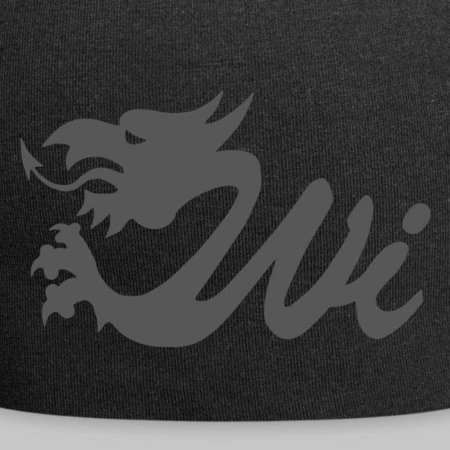 Wales Interactive Logo - Dragon Grey