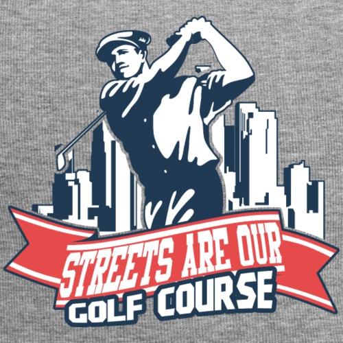 Vintage Golfer Man