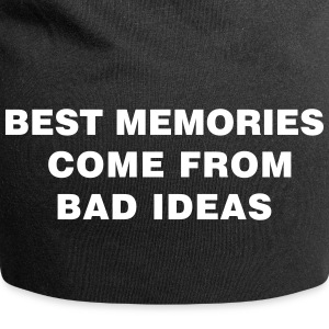 Bad Ideas - Jersey Beanie