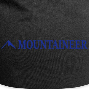 mountaineer - Jersey Beanie