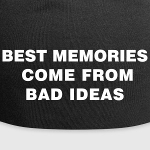 Bad Ideas - Bonnet en jersey