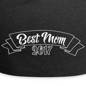 Best Mom 2017 - Bonnet en jersey