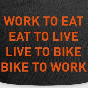 Bike to work - Jersey Beanie