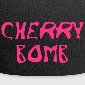 Cherry Bomb Graffiti - Bonnet en jersey