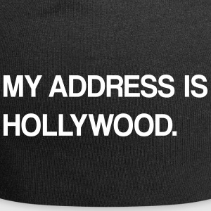 disegno hollywood - Beanie in jersey