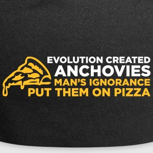 Anchovy Pizza - Jersey Beanie