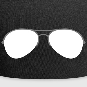 The Aviator Goggles - Jersey-Beanie