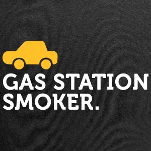 Macho Quotes: I Smoke At Petrol Stations! - Jersey Beanie