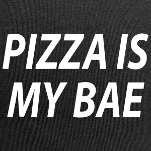 Pizza is my bae - Jersey-Beanie