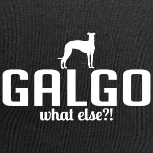 GALGO whatelse - Beanie in jersey