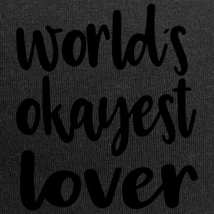 World's okayest lover - Jersey Beanie
