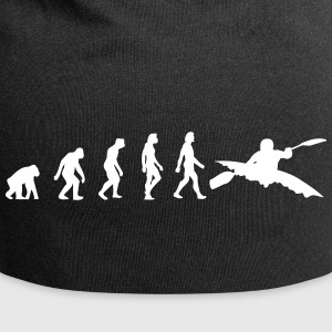 Die Evolution des Kayaking - Jersey-Beanie