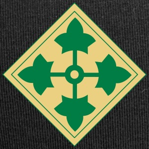 4th_Infantry_division - Bonnet en jersey