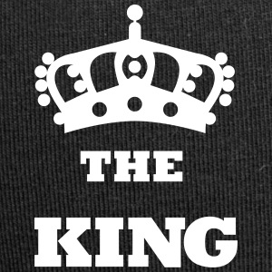 THE_KING - Jersey Beanie