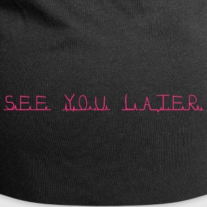 See you later - Jersey-Beanie