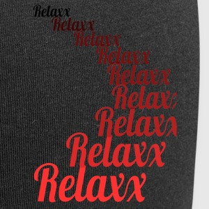 Relax rot 1 - Jersey-Beanie