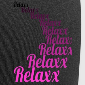 Relax rosa - Beanie in jersey