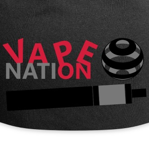 Vape On - Vape Nation - Jersey Beanie