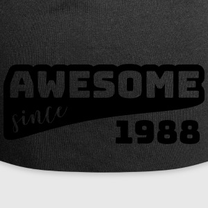 Awesome since 1988 / Birthday-Shirt - Jersey-Beanie